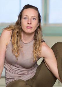 Eleonore van Vooren: Yoga Nidra