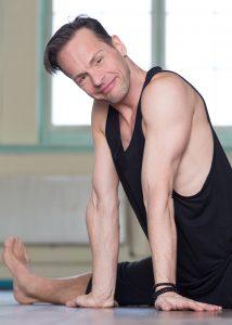 Mark Dowe vinyasa flow yoga